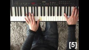 """Cómo tocar """"La valse d´Amelie"""" – Yann Tiersen – Tutorial piano"""